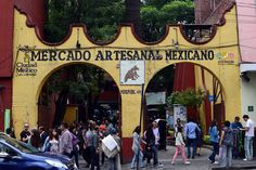 what to do in coyoacan mexico city