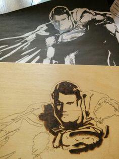 Superman in progress