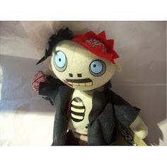 Dismember Me - Zombie plush doll that pulls apart $11.50