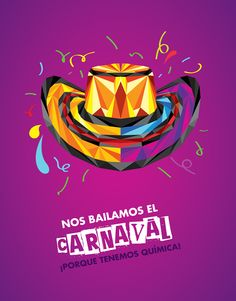 Propuesta Gráfica Carnaval de Barranquilla on Behance Colombian Culture, Dance World, Party Poster, Party Flyer, Photo Booth, Pop Art, Graffiti, Carnival, Design Inspiration