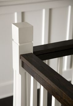 For when we replace the bannister