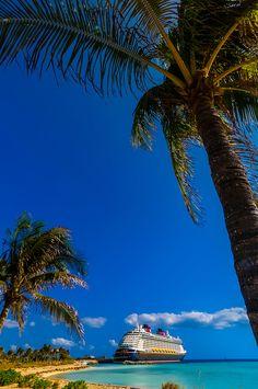 Castaway Cay (Disney's private island), The Bahamas