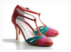 Vintage inspired, hand-made leather Tango shoes from Argentina now available at Shoes To Tango Australia.