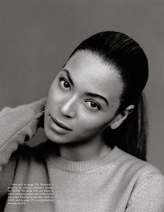 Beyoncé By Alasdair McLellan For The Gentlewoman Spring/Summer 2013