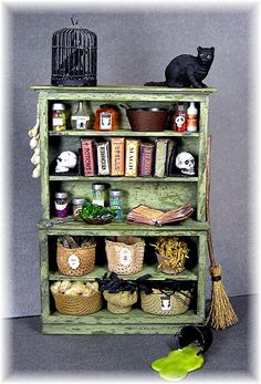 witch cupboard