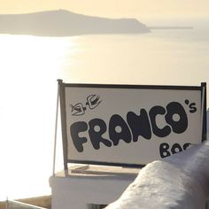 Franco's Bar, Fira - Restaurant Reviews, Phone Number & Photos - TripAdvisor