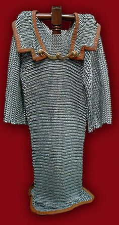 http://holywars2010.files.wordpress.com/2010/10/chain-mail.jpg #chainmaille