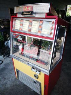 Jensen/IMA-AMI Musikboxen,Jukebox,Music Automates J80G,Jensen Music Automates | eBay Jukebox, Ebay