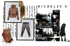 downtown edge with nicholas k Shoe Bag, Polyvore, Stuff To Buy, Shopping, Shoes, Design, Women, Fashion, Moda