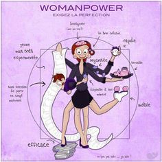 woman power - the french way