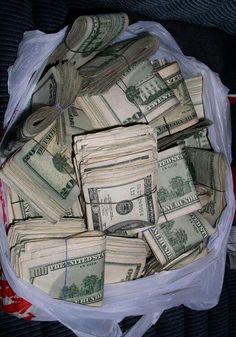 My goals involve lots of cash money. Cash Money, Mo Money, How To Get Money, Money Fast, Money Lei, Money On My Mind, Money Stacks, Money Affirmations, Life Goals