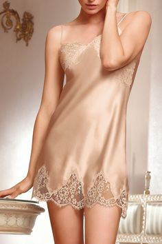 Silk nighty