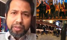 Muslim decries ISIS terrorists in impassioned speech