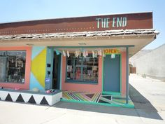 The End in Yucca Valley | KV Bijou Retailers #California #shopping #kvbijou #boutiques