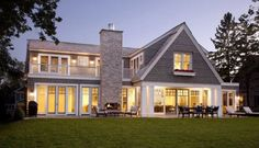 Modern Shingle Style Houses Design | Home Decorating Guide