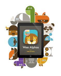 iPad app by Wee Society via http://www.weesociety.com/
