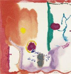 Beginnings - Helen Frankenthaler