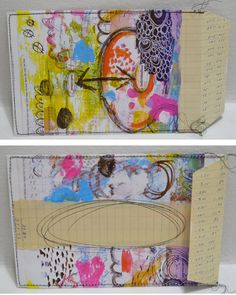 """""""Every Life Has a Story!"""" - {Roben-Marie Smith} - Mail Art EnvelopeTutorial..."""