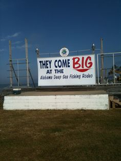 The Alabama Deep Sea Fishing Rodeo - 79 years and going! Dauphin Island Alabama, Sweet Home Alabama, Deep Sea Fishing, Gulf Of Mexico, Outdoor Recreation, Small Towns, Coastal, Places To Visit, The Incredibles