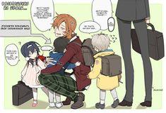 Все слишком кавайно! Pink Hair Anime, Cartoon Boy, Okikagu, Bongou Stray Dogs, Literature Club, Kokoro, My Favorite Image, Touken Ranbu, Anime Couples