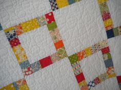 Scrappy Quilt Patterns & Ideas for Using Those Leftovers
