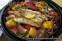 Aprenda a comer de forma saudável e com muito sabor! 10 Segredos para Cozinhar de Forma Saudável!  Artigo aqui => http://www.gulosoesaudavel.com.br/2012/02/09/10-segredos-cozinhar-forma-saudavel/