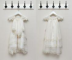 Pink and Grey: Iris Dress