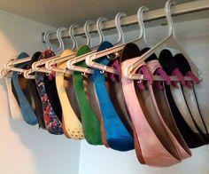Organize seus Sapatos