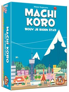 Machi Koro - excellent game with great expansions. Easy to learn, fun to develop a strategy, simple enough gameplay to carry on a conversation with your opponents!
