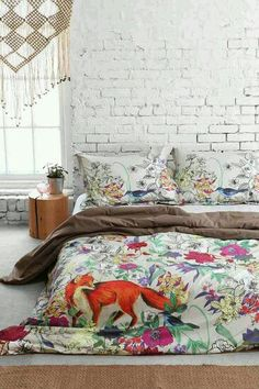 I want this bedset
