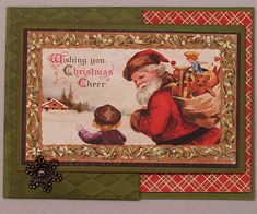 My Time To Play: Graphic 45 Design Team Projects Christmas Card Pictures, Christmas Cards 2018, Christmas Card Crafts, Christmas Scrapbook, Vintage Christmas Cards, Xmas Cards, Vintage Cards, Vintage Postcards, Kids Christmas