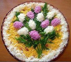 Салаты праздничные рецепты с фото создать топик