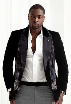 Dwyane Wade..I love him  Celeb Crush