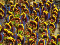 Carnaval Rio de Janeiro Carnival Mocidade Independente de Padre Miguel 2007 Carioca Brazil Brasil samba by SeLuSaVa, via Flickr