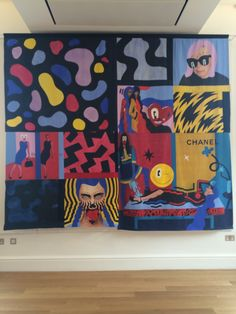 IMG_1827 Hattie Stewart: Adversary @ House Of Illustration