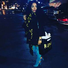 Rasheeda has our heart she always slays ... Limelight arrives tomorrow pre-order is up #sandals #accessories #shoetique #shoetique #shoegame #shoetherapy #boots #denim