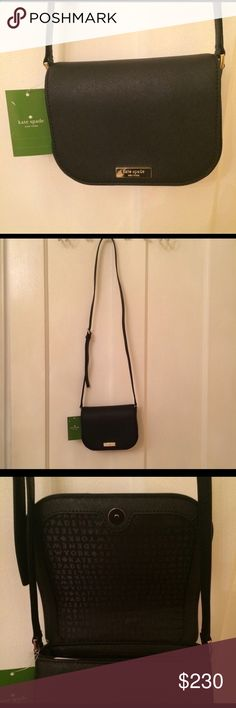 Kate spade crossbody purse This purse is brand new and has never been worn, therefore the price isn't negotiable. If you have any questions let me know kate spade Bags Crossbody Bags