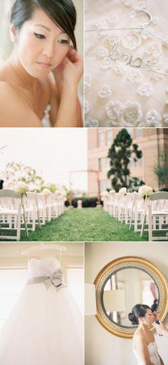 Washington DC Wedding at the Mandarin Oriental by Caroline Tran