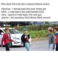 Image result for nct memes haechan