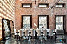 Tribeca Loft Mansion - 144 Duane Street, New York, NY