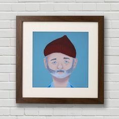 The Life Aquatic with Steve Zissou: Wes Anderson Prints Uncovet Wes Anderson, Coppola, Life Aquatic, Limited Edition Prints, A Team, Artsy Fartsy, Decoration, Design Art, Graphic Design