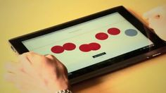 Stanford University undergraduate student, Adam Duran, and his two mentors Adrian Lew and Sohan Dharmaraja created this tablet braille application that conforms to your fingers.