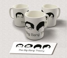 Caneca The Big Bang Theory