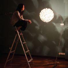 ... Slaapkamerlamp on Pinterest  Lamps, Lamp bulb and Bubble chandelier