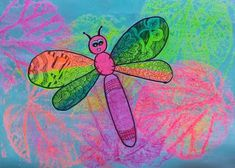 Dream Painters: Dragonflies & Other Insects: Candice N (Y6)