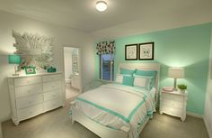50 Lovely Mint Green Bedroom Ideas For Girls https://freshoom.com/6150-50-lovely-mint-green-bedroom-ideas-girls/