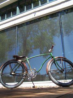 Rat Rod Huffy Bicycle