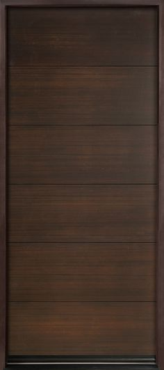 Pivot Front Entry Door, Single - Modern Euro Technology Wood with Walnut Finish, Modern Euro Collection, Model Latest European Technology Superior Performance Modern Stylein-Stock Modern Entry Door, Wood Entry Doors, Entrance Doors, Veneer Door, Wood Veneer, Custom Interior Doors, Interior Design, Entry Lighting, Pivot Doors