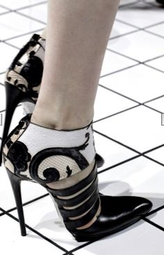Balenciaga Shoes - Fall 2011