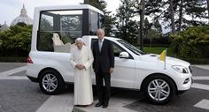 Mercedes-Benz / For the POPE !!!!!!!!!